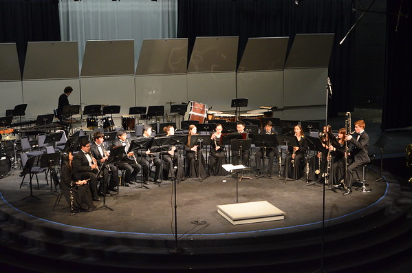 Clarinet Band 2015