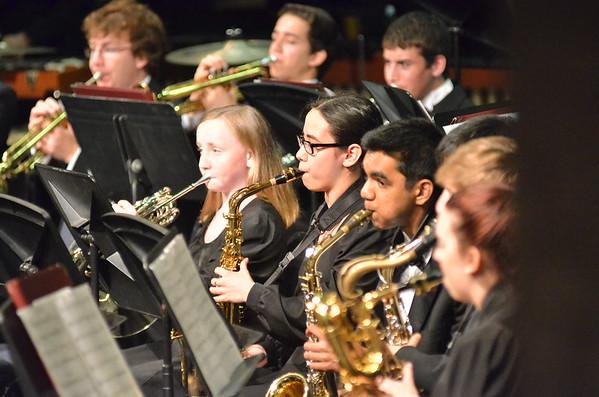 Concert Band 4 - Spring Concert 2015