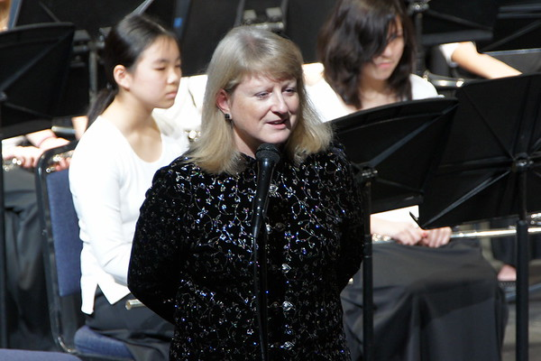 MS and HS Band Concert Dec 3, 2014