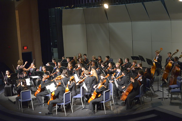 October Orchestra Concert 2014