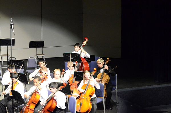 Orchestra Concert October 11 2014