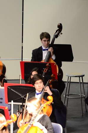 Chamber orchestra 10 March