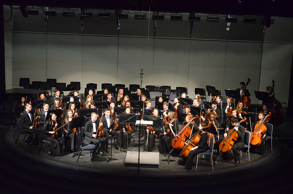 Concert Orchestra 10 March