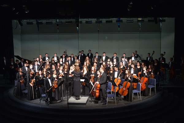 Pre-assessment concert photos