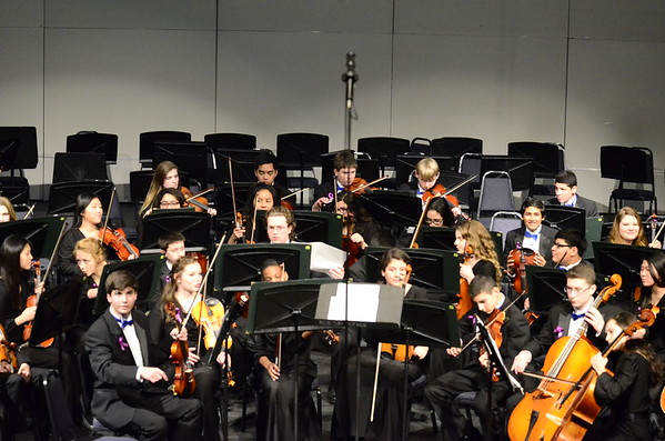 Sinfonia 10 March