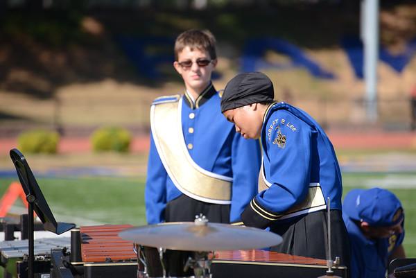 Lee High School 2014 FCBDA performance