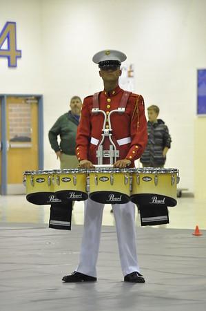 AIA 2015 Percussion Championship - Pics up - enjoy!