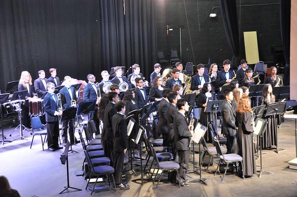 19 May HS Band concert