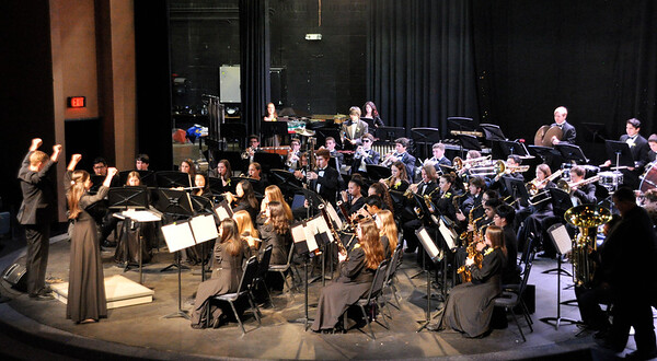Spring Concert  Symphonic Band 2016