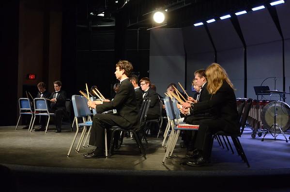 2016 Percussion Concert