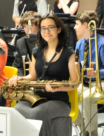 Spring Jazz HS