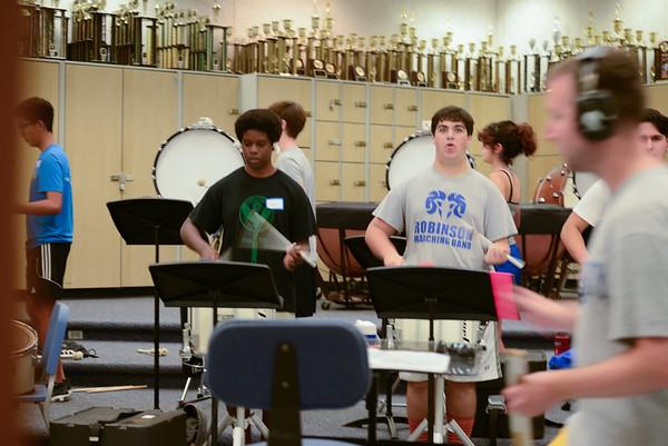 Percussion Band Camp 2015