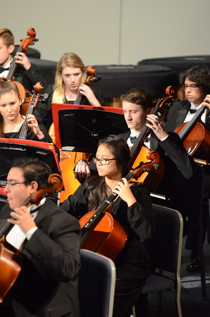 HS Chamber Orchestra 12-10-2015