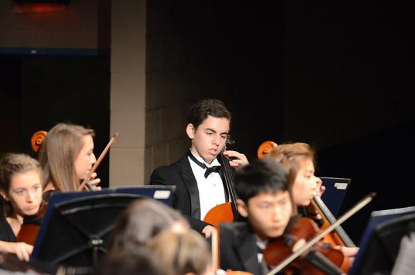 HS Concert Orchestra 12-10-2015