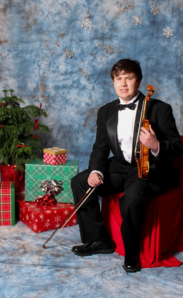 Winter Orchestra Portraits