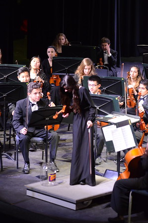 Spring 2016 Orchestra Pre Assessment Concert