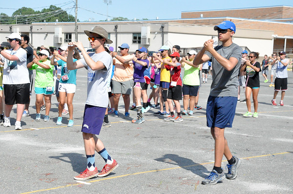 Marching Band Camp Wed 24 Aug