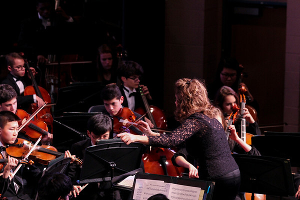 2016 Winter Orchestra Concerts