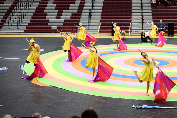 2017 AIA Winter Guard Championship