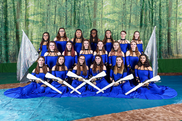 2019 Robinson Winter Guard