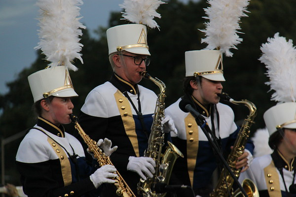 2019-9-27 Homecoming Pre-Game Show