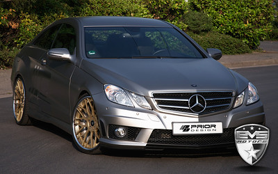 Mercedes E-Coupe C207