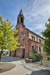 Eglise Saint Louis - Robertsau - Strasbourg