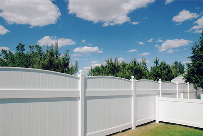 Lakeland Convex Fence