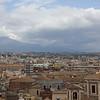 Etna - felhők között