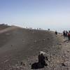 Egy kihűlt kráter pereme