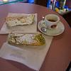 Újabb szicíliai jellegzetes étel - és kávé