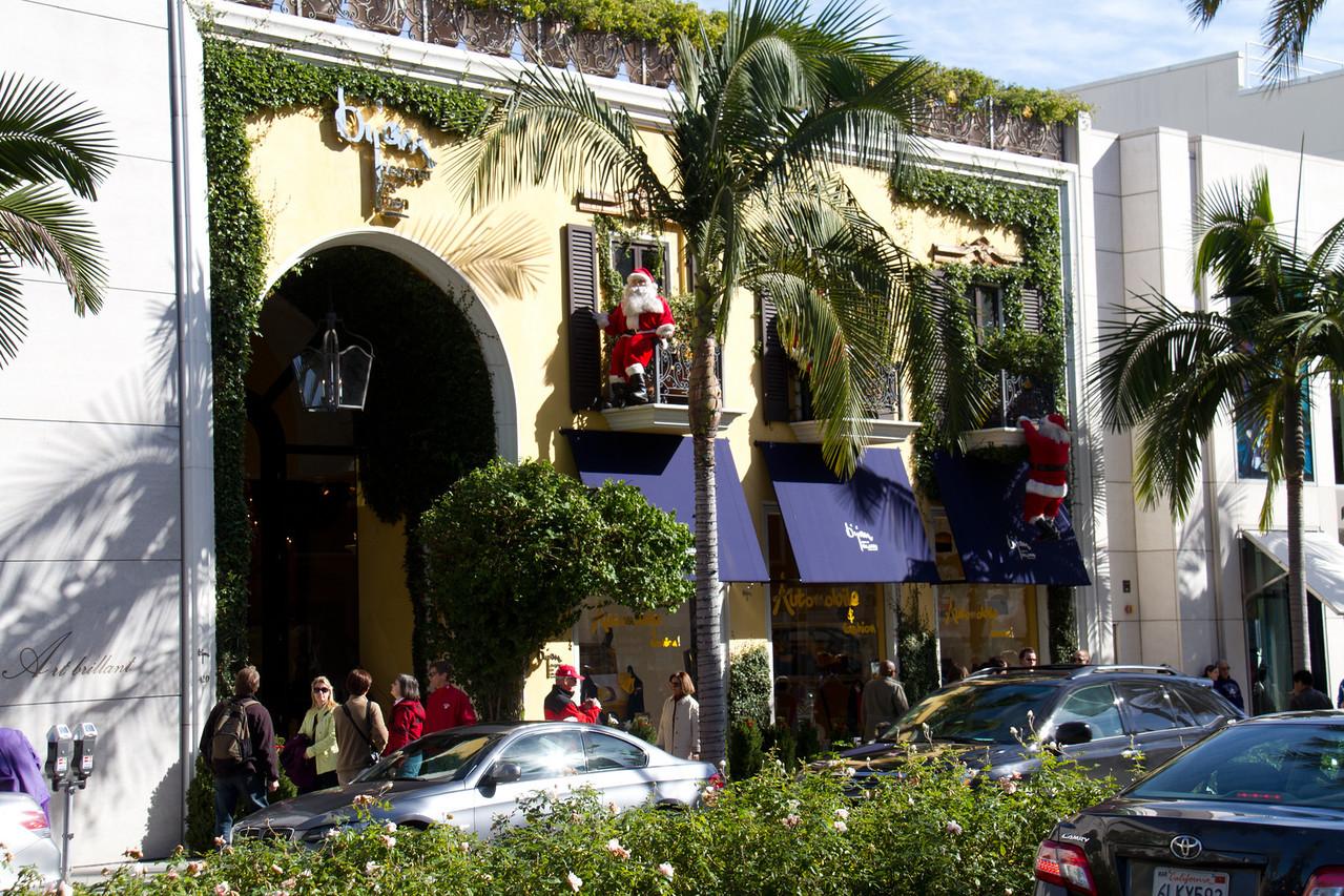 Jul på Rodeo Drive!