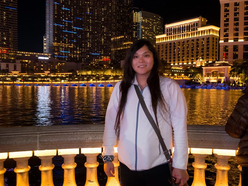 The Fountains At Bellagio. Las Vegas, NV, USA