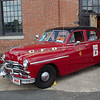 Chicago Fire Department Chief's Car
