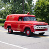 Freehold Fire Department Chief's Car