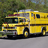 Shavers Fork Volunteer Fire Company E-One Rescue Engine #4