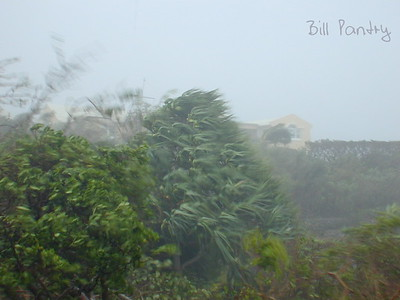 Hurricane Fabian, 2003