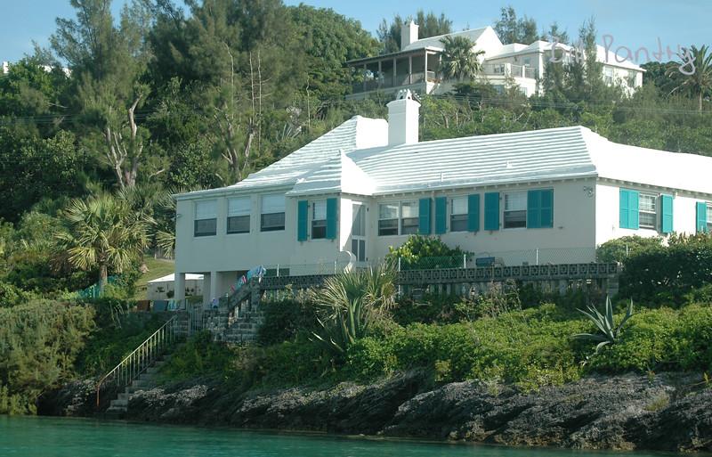 """Old Tea House"", Flatts Inlet, Smiths"