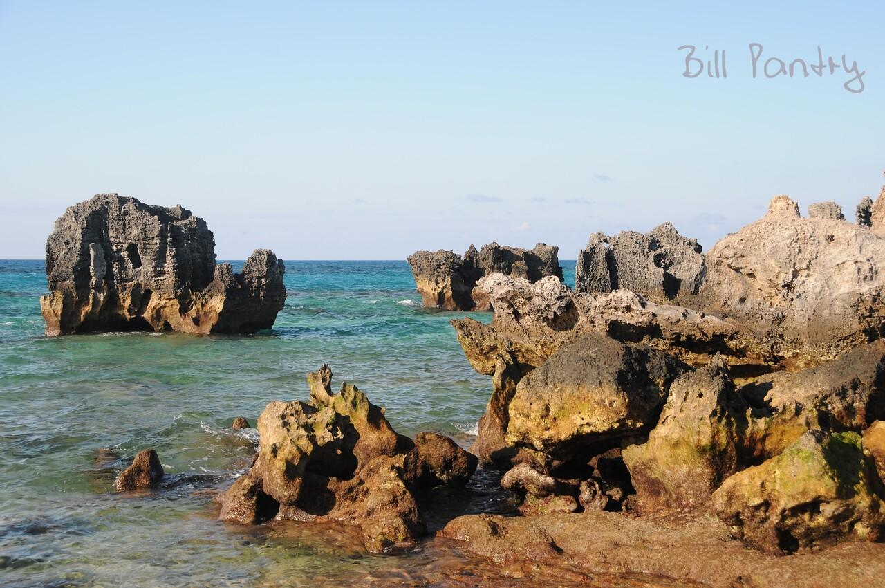 Achilles' Bay, St. Georges
