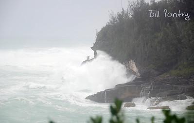 Sept., 2010.  Igor surf, Watch Hill Park