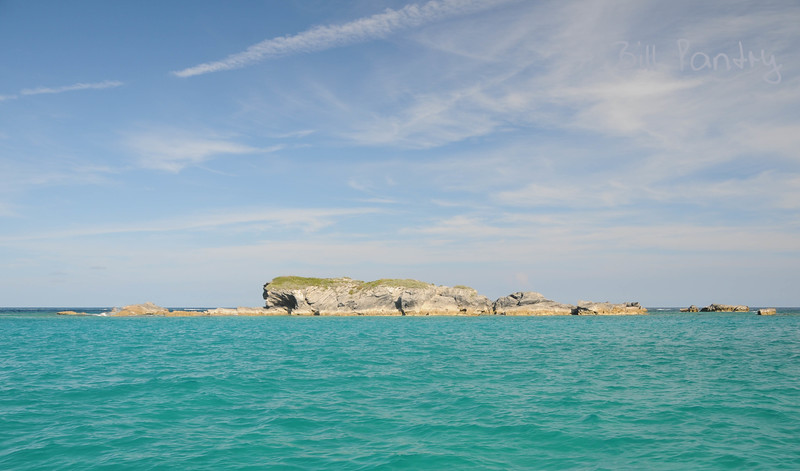 off of Coopers Island, St Davids