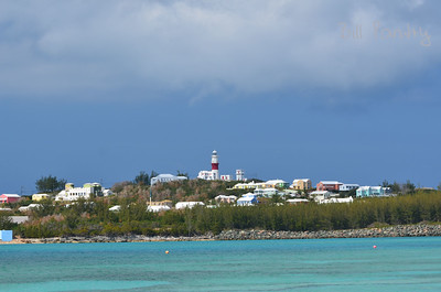 St David's Light from Clearwater Beach, Coopers Island