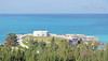 view of Fort St Catherine from Club Med site, St Georges, Bermuda