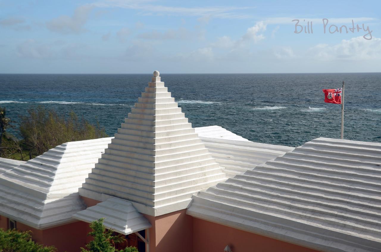 Roof, Knapton Estate, Smith's, Bermuda