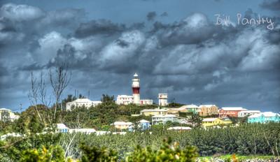 St David's Light from Cooper's Island, St David's, Bermuda