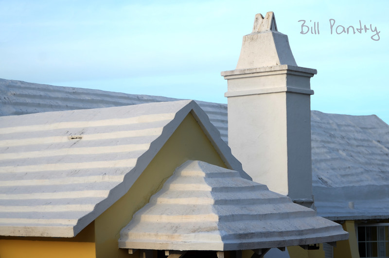Roof, Tribe Road No 1, Paget, Bermuda