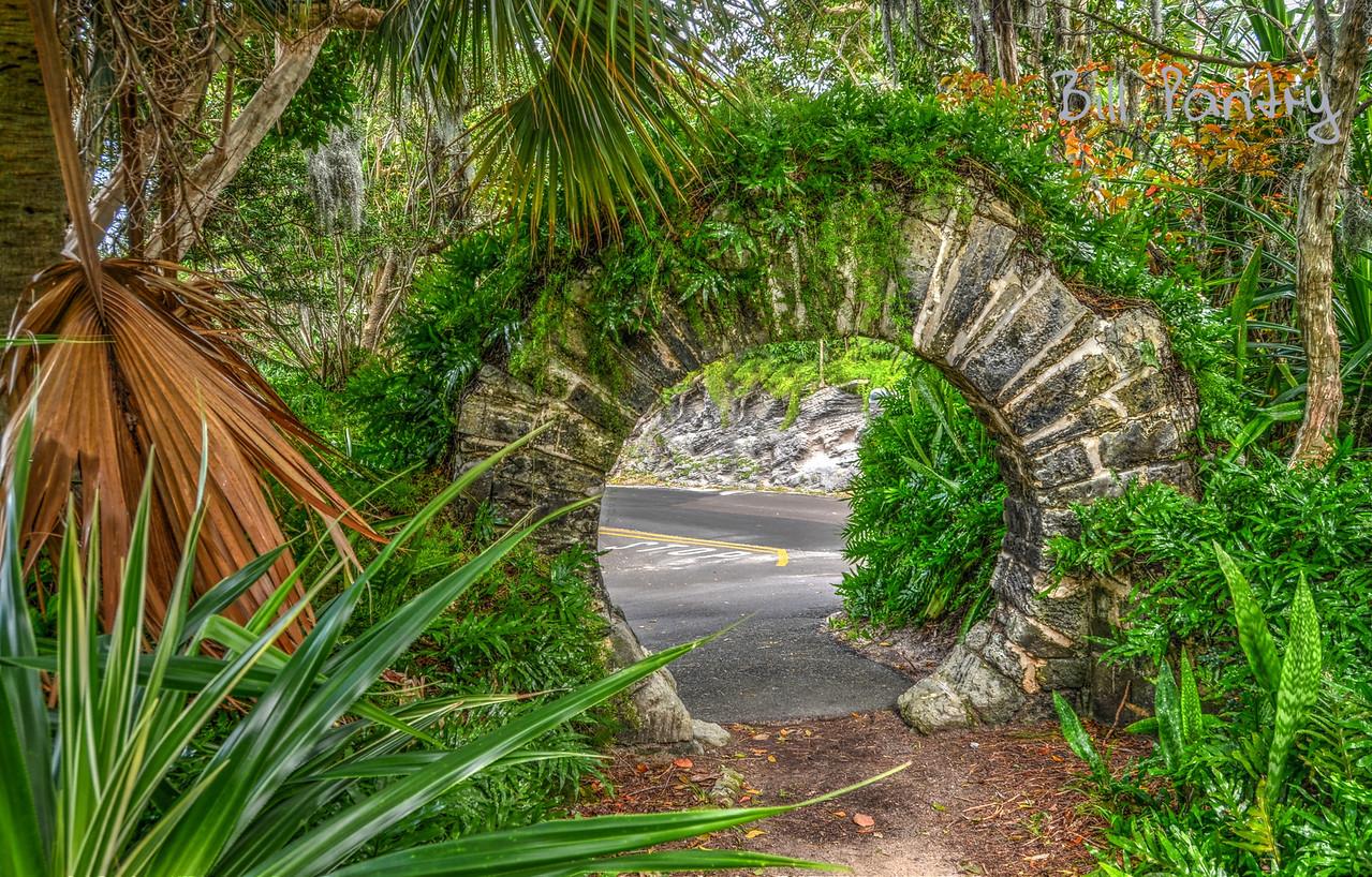 Moongate at Cambridge Beaches, Sandys, Bermuda