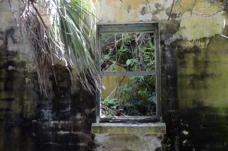 Lagoon Park Ruin, Ireland Island South, Sandy's, Barmuda