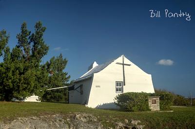 Heydon chapel, Somerset, Sandys, Bermuda