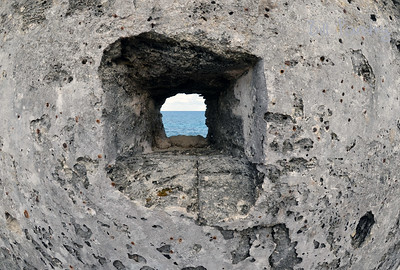 Gates Fort, St Georges, Bermuda